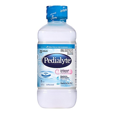 Pedialyte® 33.8 oz. Unflavored Electrolyte Drink - buybuy BABY
