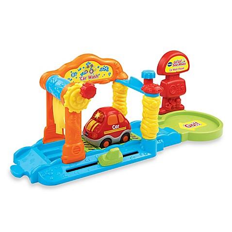 Vtech 174 Go Go Smart Wheels 174 Car Wash Playset Buybuy Baby
