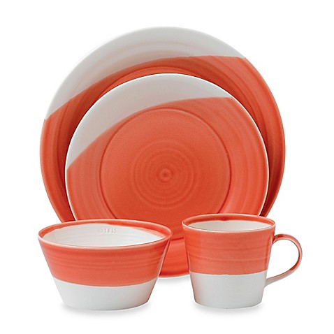Royal Doultonu0026reg; 1815 Dinnerware ...  sc 1 st  Bed Bath u0026 Beyond & Royal Doulton® 1815 Dinnerware in Red - Bed Bath u0026 Beyond