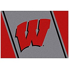 image of University of Wisconsin Spirit Rug