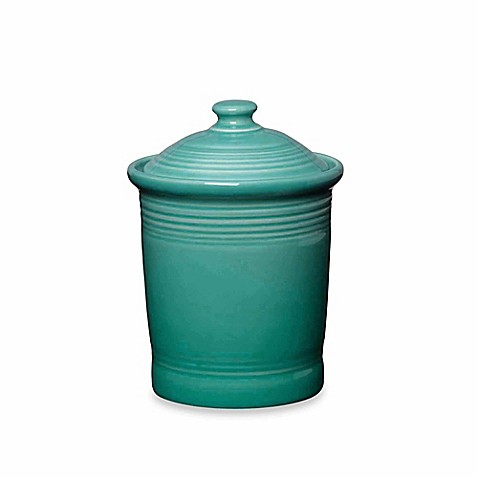 Fiesta 174 Small Canister In Turquoise Bed Bath Amp Beyond
