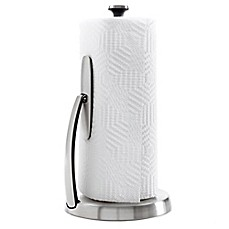 image of OXO Good Grips® Simply Tear Paper Towel Holder