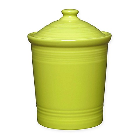 Fiesta 174 Large Canister In Lemongrass Bed Bath Amp Beyond