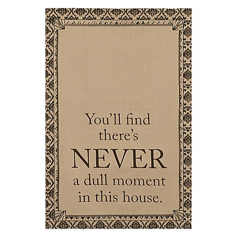 Downton Abbey 174 Life Collection Quot Never Quot Tea Towel Bed