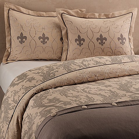 Bed Bath And Beyond Fleur De Lis Comforter
