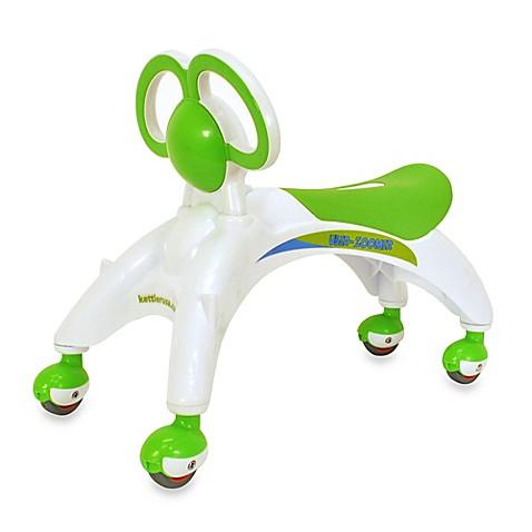 buy kettler kiddi o uber zoomer in green from bed bath