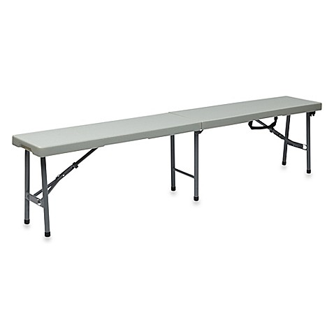 Buy Office Star Products 6 Foot Fold In Half Bench From
