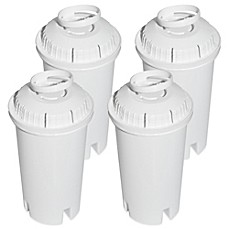 image of Reduce Water Filtration 4-Pack Replacement Filters