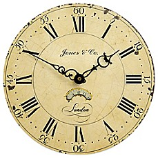 image of Jones® Clocks Columbus Wall Clock