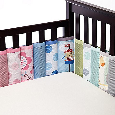 Breathablebaby 174 Mix Amp Match Breathable Mesh Crib Liner