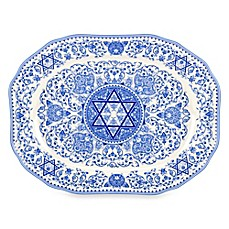 image of Spode® Judaica Oval Platter