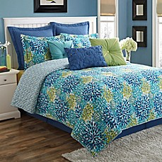 image of Fiesta® Calypso Reversible Comforter Set