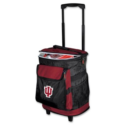 image of University of Indiana Rolling Cooler