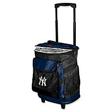 image of MLB New York Yankees Rolling Cooler