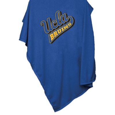image of University of California, Los Angles 84-Inch x 54-Inch Sweatshirt Throw Blanket