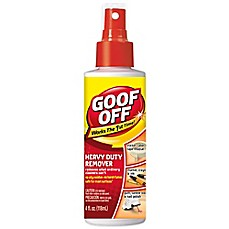 image of Goof Off® 4 oz. Heavy Duty Remover