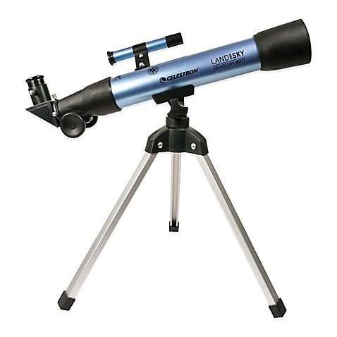 Exceptional Celestron Land And Sky 40AZ Tabletop Telescope