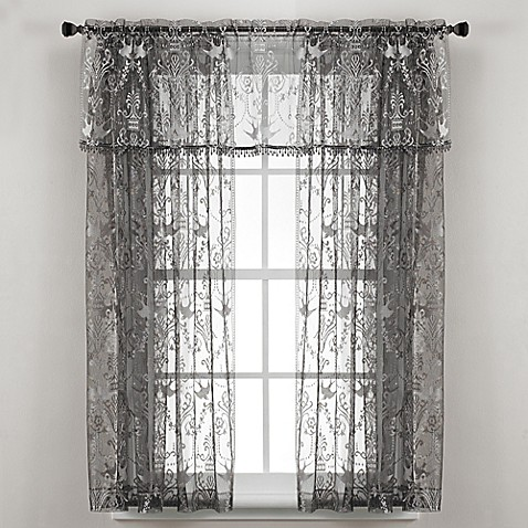 Downton Abbey Duchess Collection Lace Window Curtain