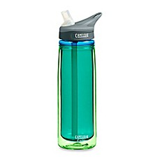 image of CamelBak® eddy™ .6-Liter Insulated Water Bottle in Jade Green