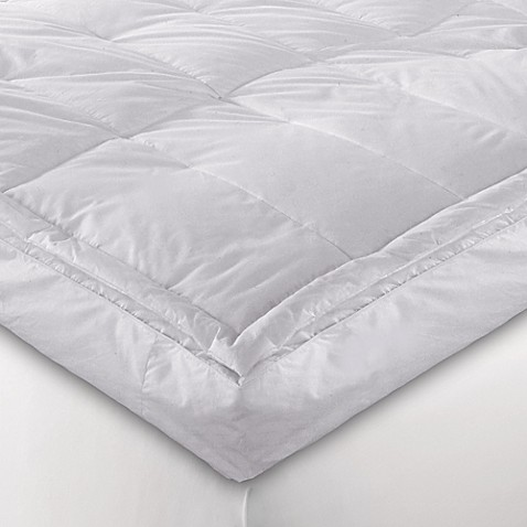 5 White Down Blend Pillowtop Featherbed