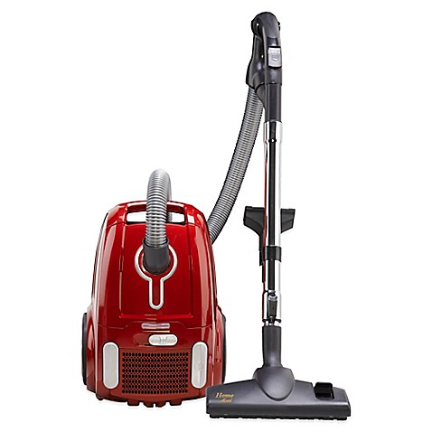image of fuller brush home maid straight suction canister vacuum