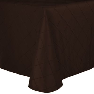 Bombay Diamond Stitched Pintuck Tablecloth Bed Bath Amp Beyond