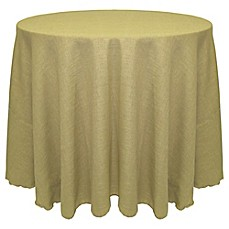 Incroyable Havana Rustic Round Tablecloth