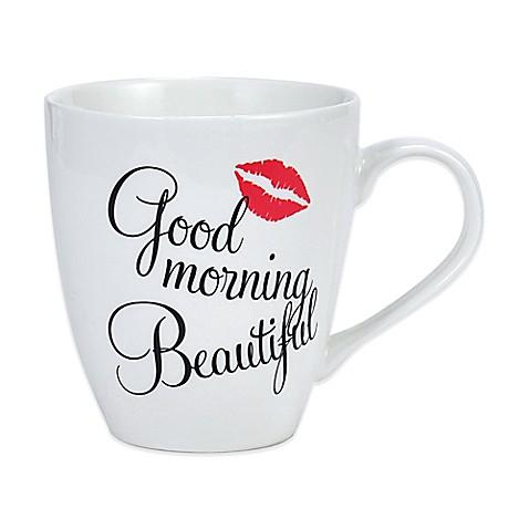 Pfaltzgraff Everyday Good Morning Beautiful Mug In