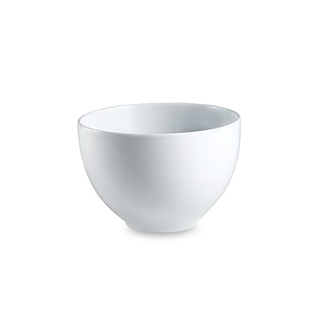 Denby 5 1/4-Inch Noodle Bowl in White