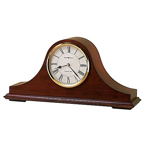 Bon Howard Miller Christopher Mantel Clock
