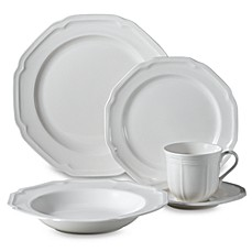 image of Mikasa® Antique White Dinnerware Collection