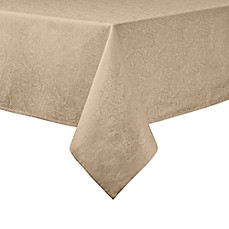 image of Waterford® Linens Chelsea Tablecloth Collection