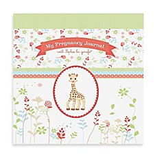 image of My Pregnancy Journal with Sophie la girafe®