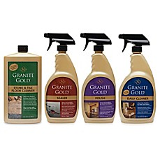 image of Granite Gold® Stone Cleaners