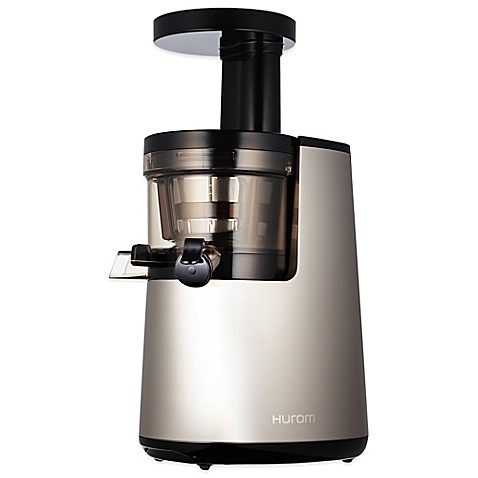 Hurom Slow Juicer Images : Hurom HH Elite Slow Juicer - Bed Bath & Beyond