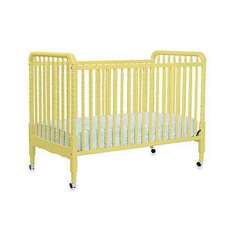 DaVinci Jenny Lind Crib With Toddler Bed Kit In Sunshine
