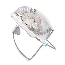 image of Fisher-Price® Deluxe Newborn Auto Rock 'n Play™ Sleeper in Safari Dreams
