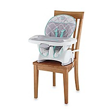 image of Fisher-Price® Deluxe SpaceSaver High Chair in Safari Dreams