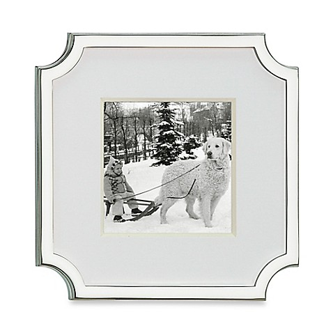 Pretty Silver Picture Frame X Bed Bath And Beyond