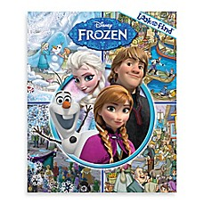 image of Disney® Frozen Look and Find® Book