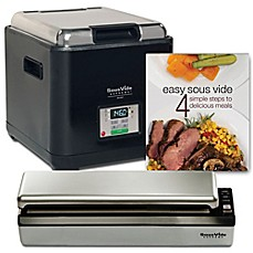 image of SousVide Supreme™ Demi 9-Liter Water Oven System