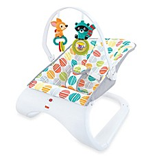 image of Fisher-Price® Comfort Curve™ Bouncer in Cake Pop