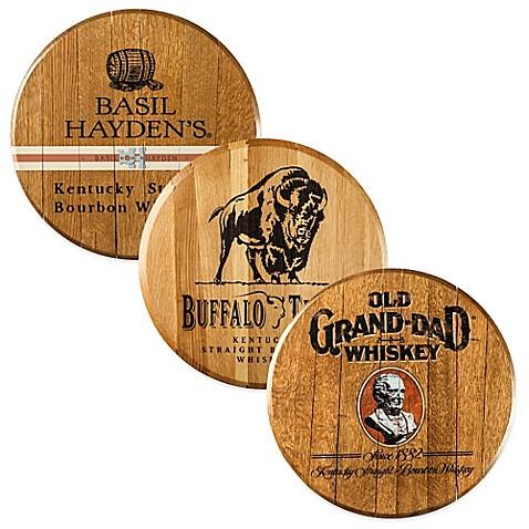 Kentucky Bourbon Barrel Head Wall Décor Collection - Bed Bath & Beyond