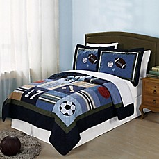image of All State Quilt Set