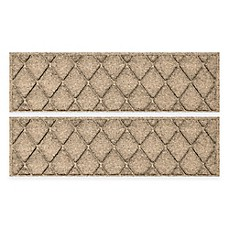image of Weather Guard™ 2-Pack Argyle Stair Tread