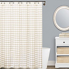 Style Lounge Shower Curtain. Lamont Home  Finley Cotton Shower Curtain style lounge shower curtain Bed Bath Beyond