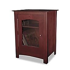image of Crosley Bardstown Entertainment Cabinet