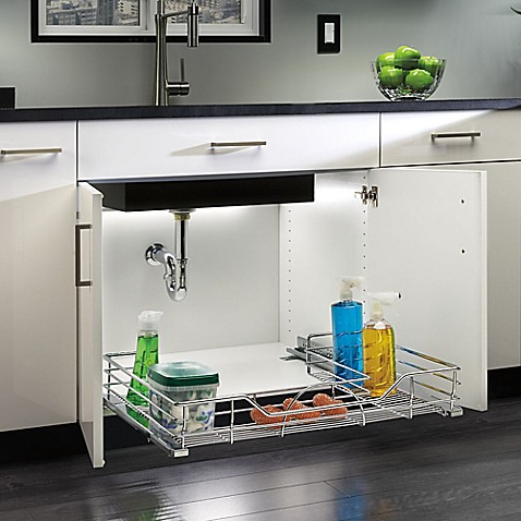 Rev-A-Shelf Under-Sink Organizer - Bed Bath & Beyond