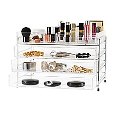 image of Socialite Acrylic Beauty Organizer