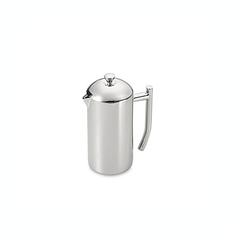 buy stainless steel 23 oz french press from bed bath beyond. Black Bedroom Furniture Sets. Home Design Ideas